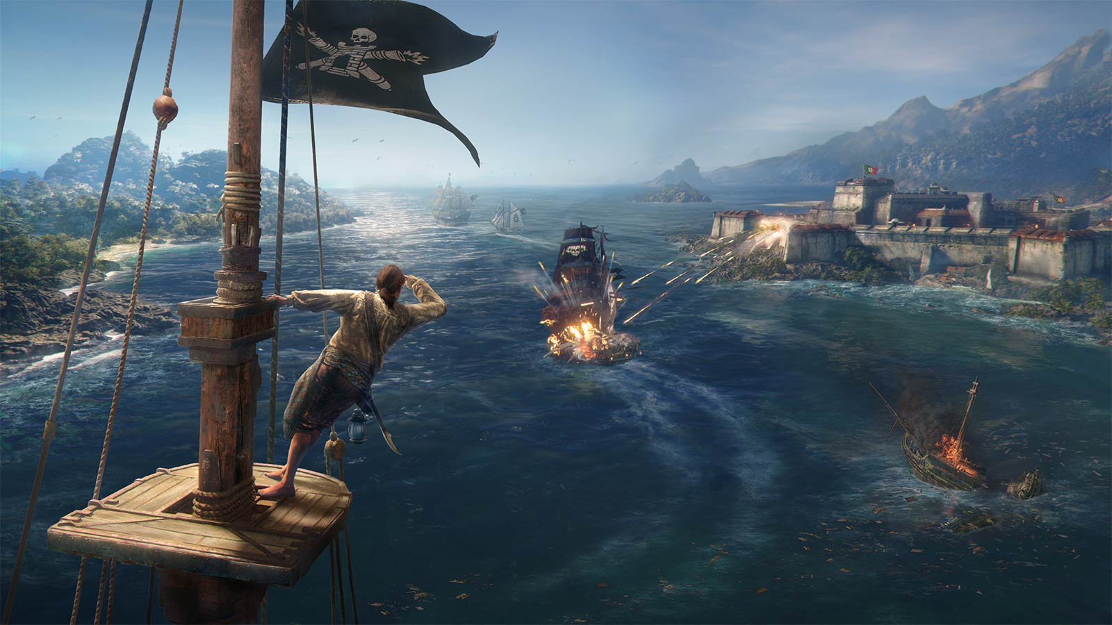 Skull & Bones on PS4, Xbox One, PC | Ubisoft (US)