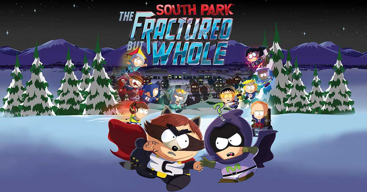 South Park: The Fractured But Whole - Characters | Ubisoft (US)