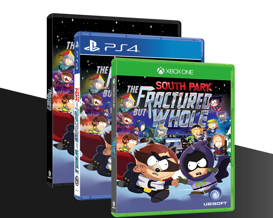 South Park The Fractured But Whole Available Now On Ps4