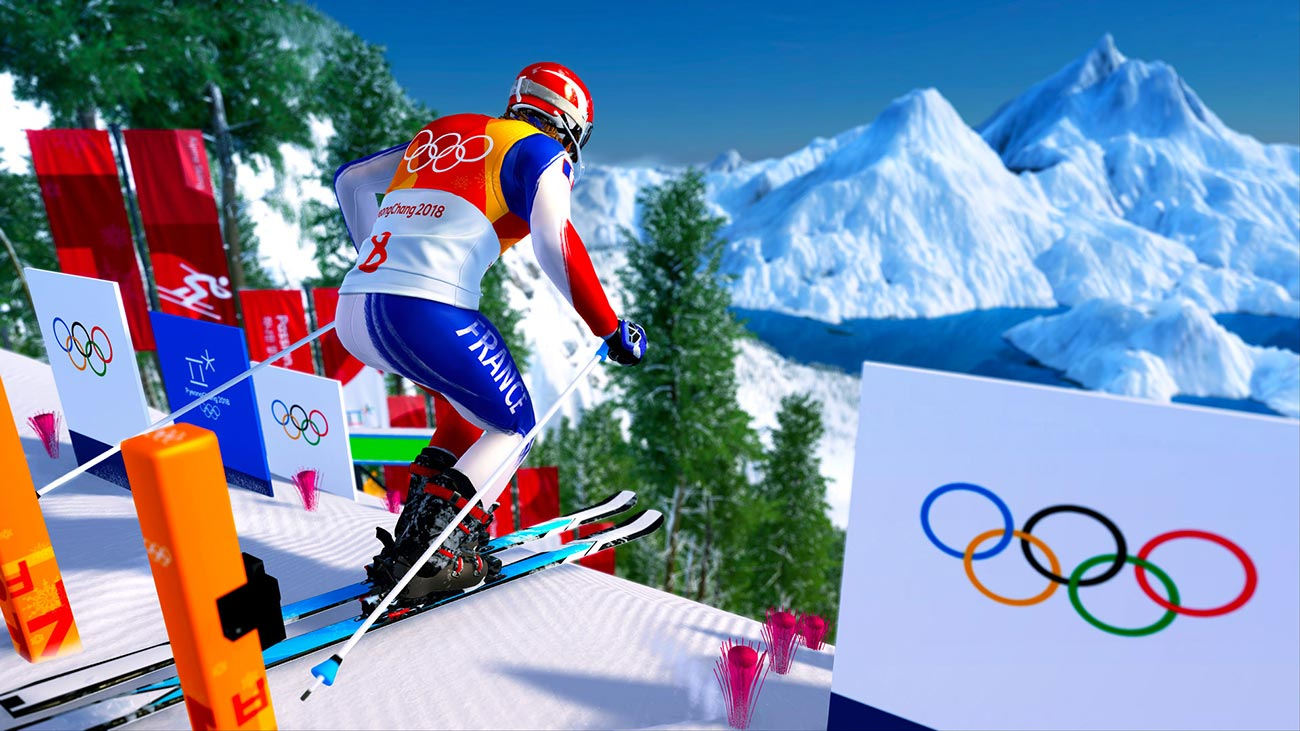 [2017-10-17] Road to the Olympics - Mountains and Fierce Competition