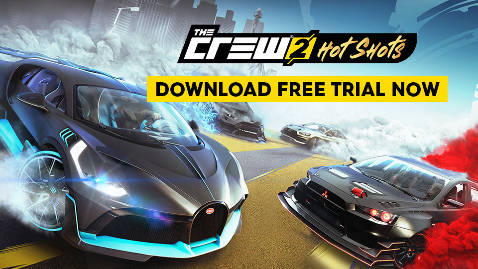 The Crew 2 on PS4, Xbox One, PC | Ubisoft (US)