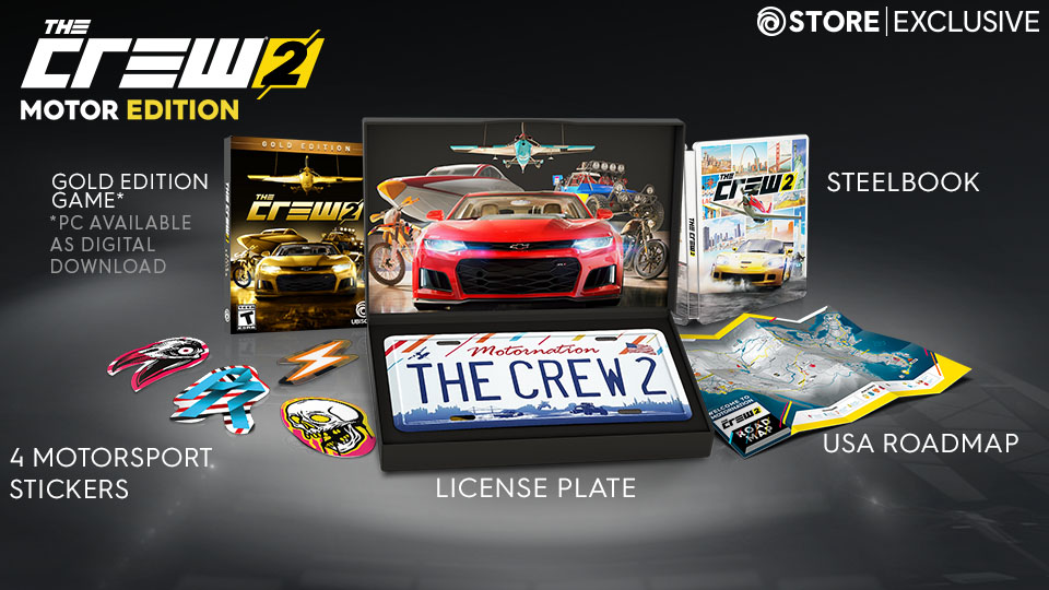 The Crew Xbox One : the crew 2 on ps4 xbox one pc ubisoft us ~ Aude.kayakingforconservation.com Haus und Dekorationen