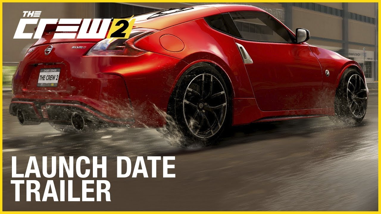 The Crew 2 Beta Sign Up