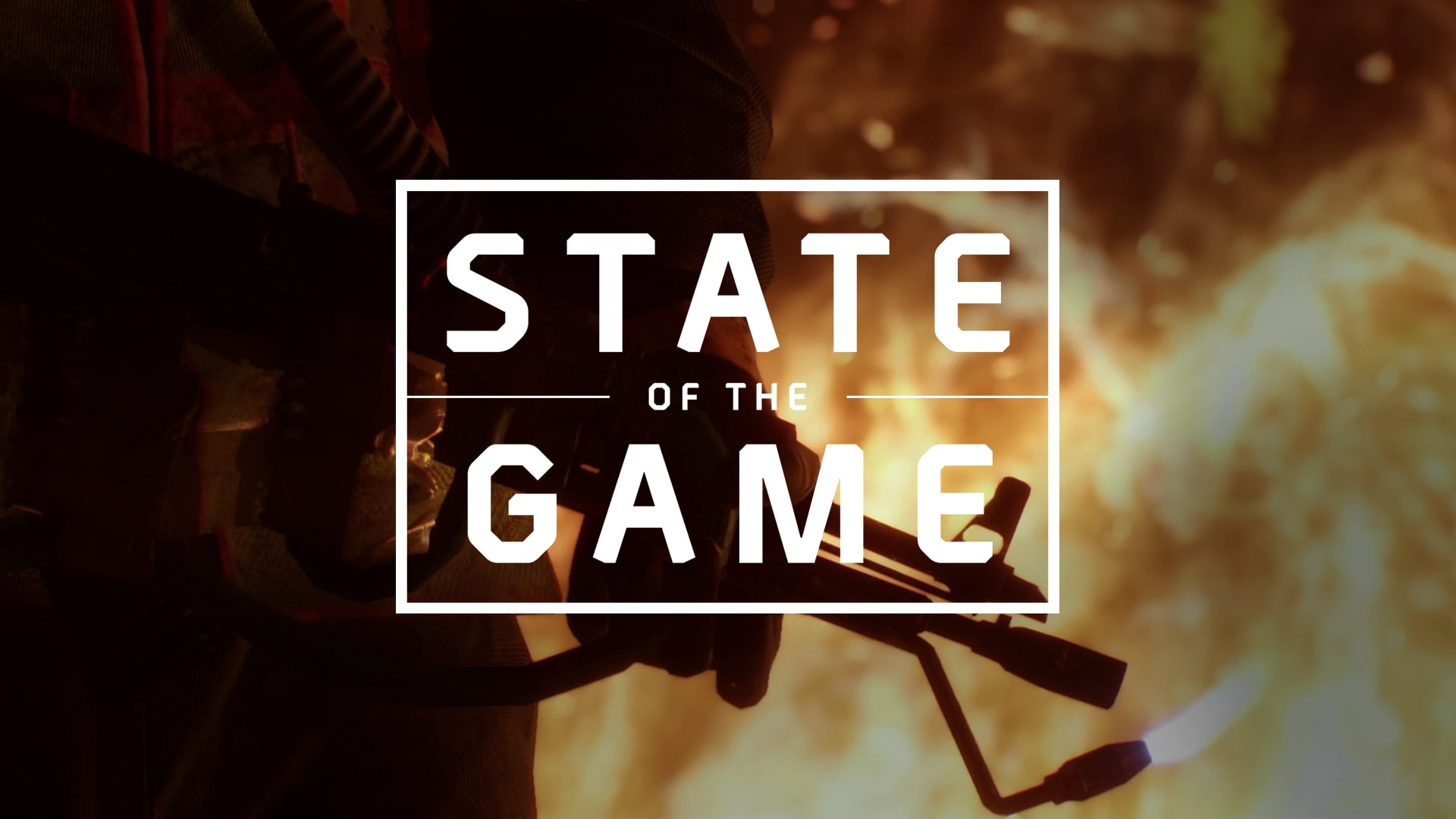 2016-03-15 [News] State of the Game