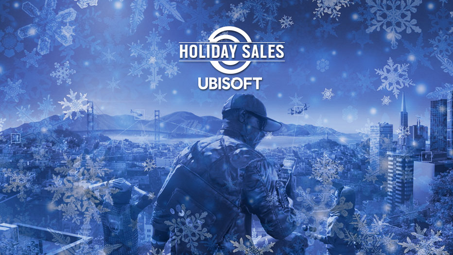 Watch_Dogs 2 Holiday Sales