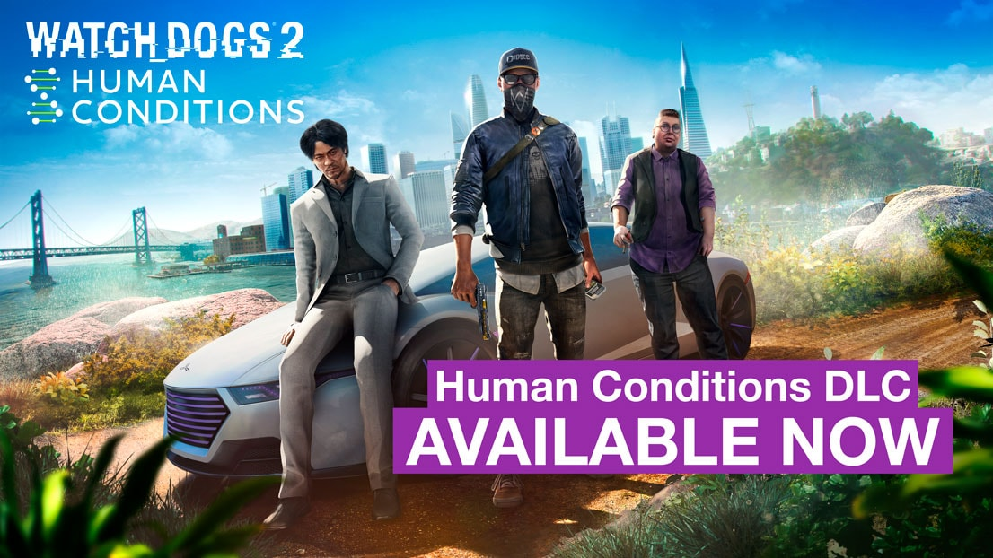 Human Conditions DLC