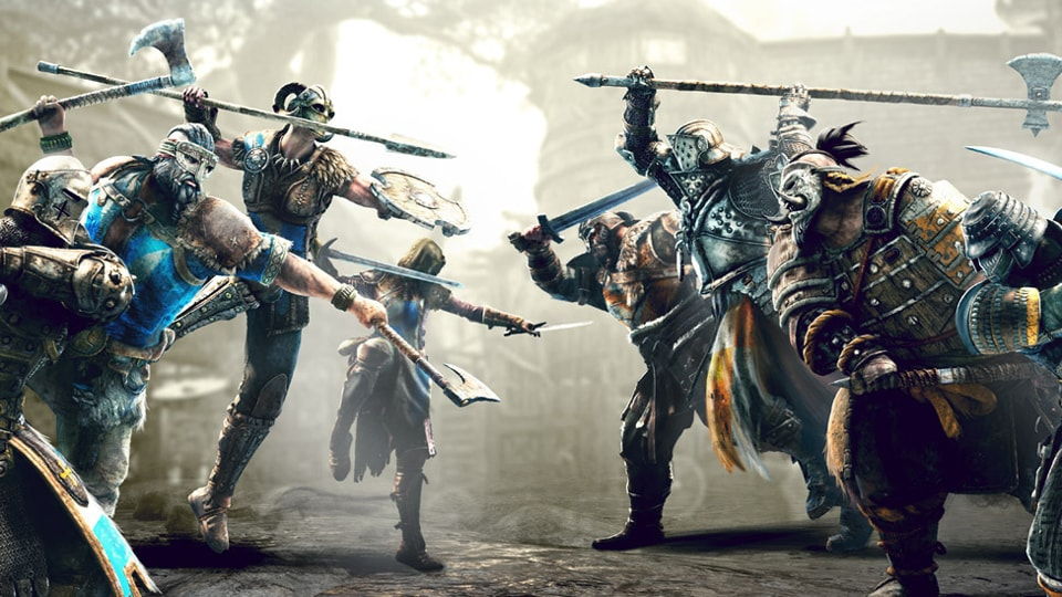 For Honor - Disponible para PS4, Xbox One y PC | Ubisoft