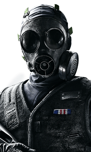 Thatcher Portrait - Rainbow Six Siege