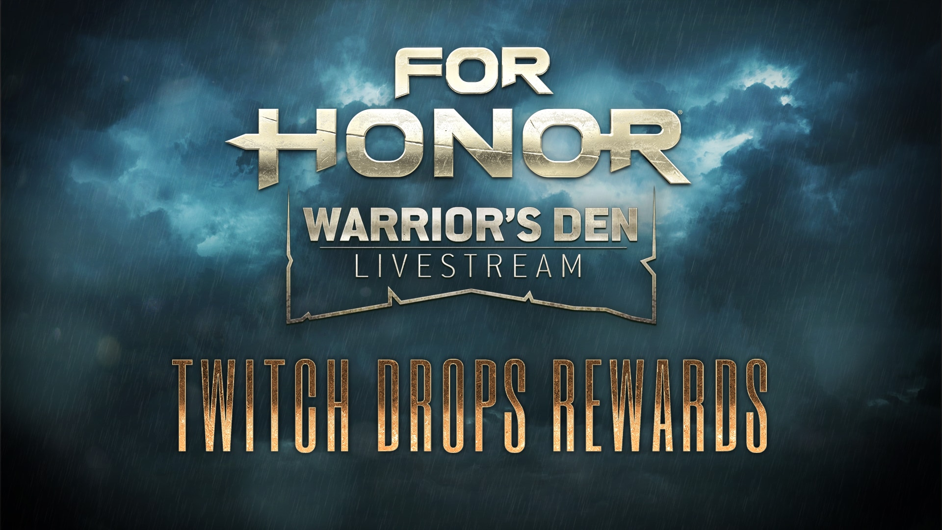 Twitch Drops Warrior's Den