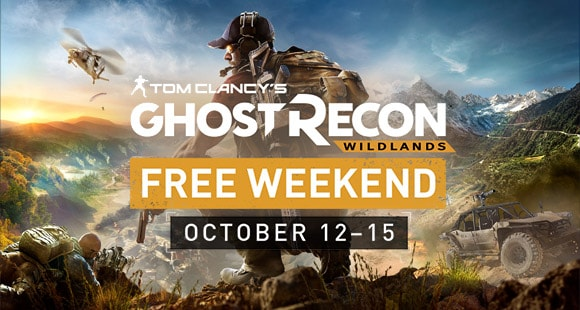 [2017-10-09] Free Weekend October2017 Announce - THUMB