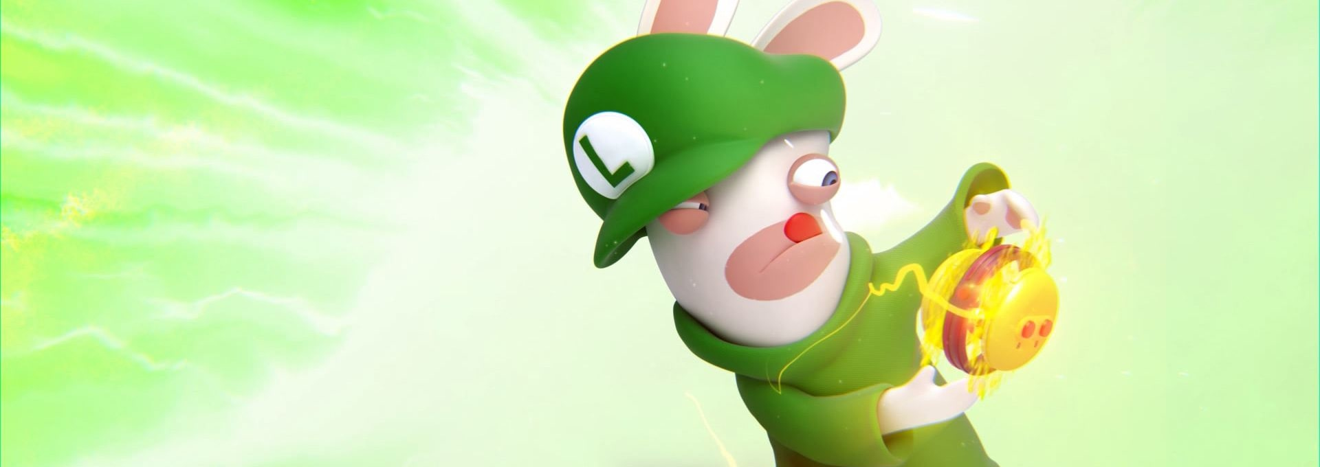 [2017-08-16] Character Guide: Rabbid Luigi - COVER
