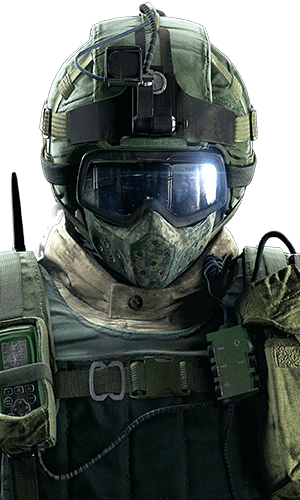 Fuze Portrait - Rainbow Six Siege