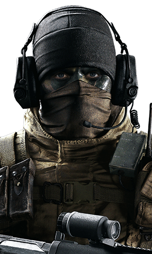 Glaz Portrait - Rainbow Six Siege