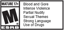 [GRW] ESRB M + Descriptors