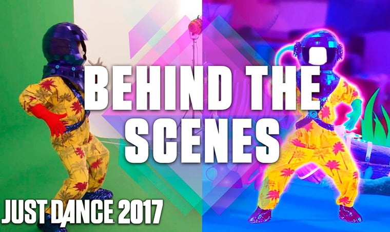 Just Dance 2017 - Behind The Scenes Part 2