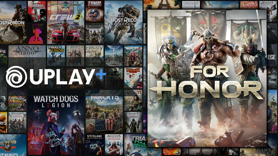 [2019-09-03] Uplay+ Avail Now - FH