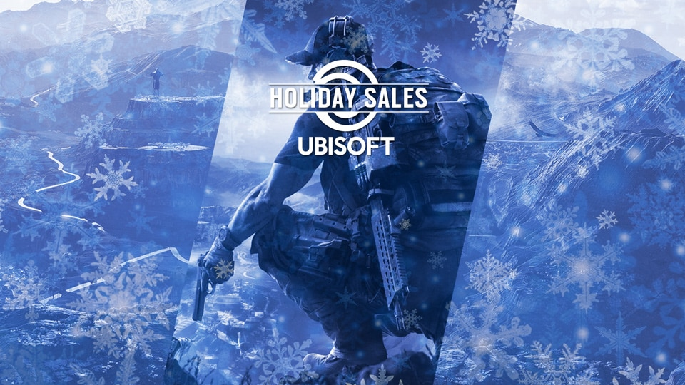 Ghost Recon Wildlands Holiday Sale