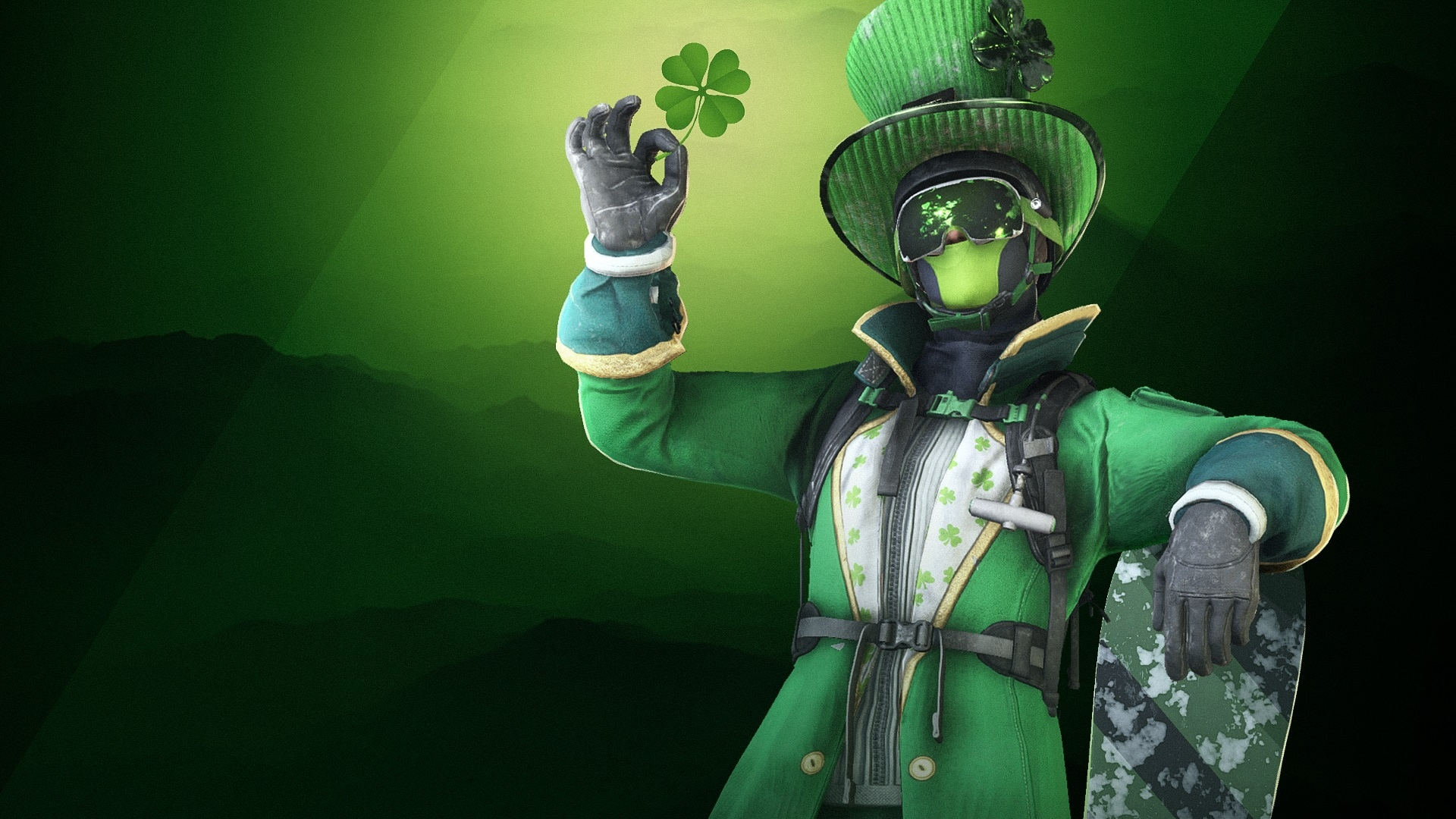 [2019-03-15] St Patricks Day News
