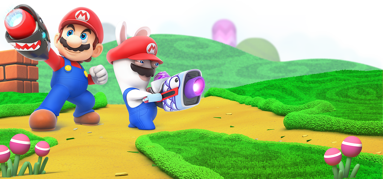 Mario+Rabbids Unexpected Encounter