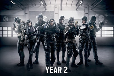 Operators bundles Year 2 - Rainbow Six Siege