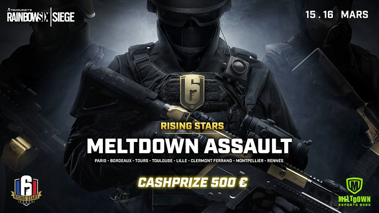 meltdown tournoi R6