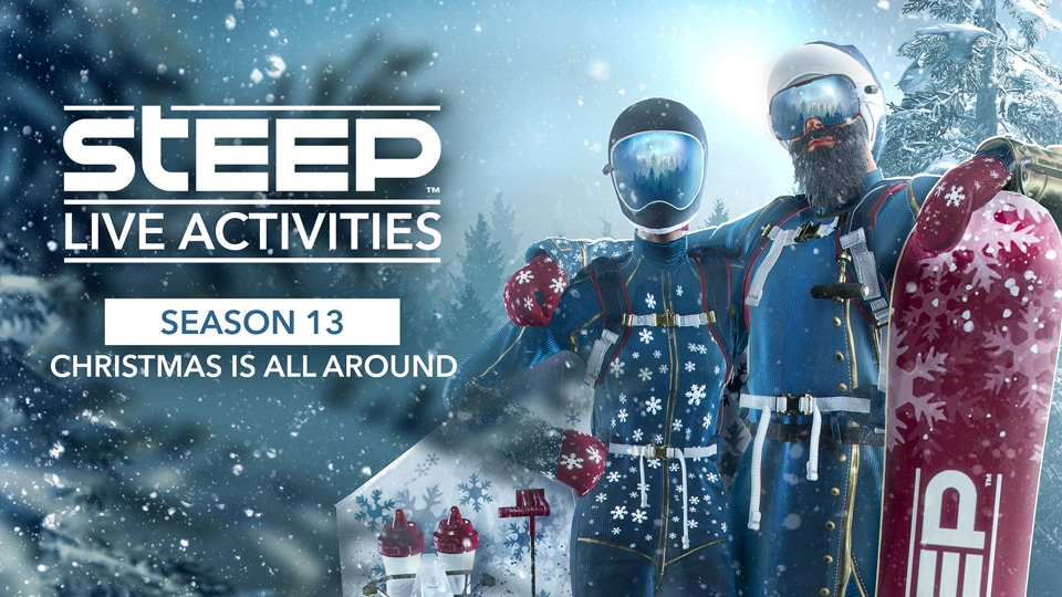 Steep Season 13 - Christmas is all around