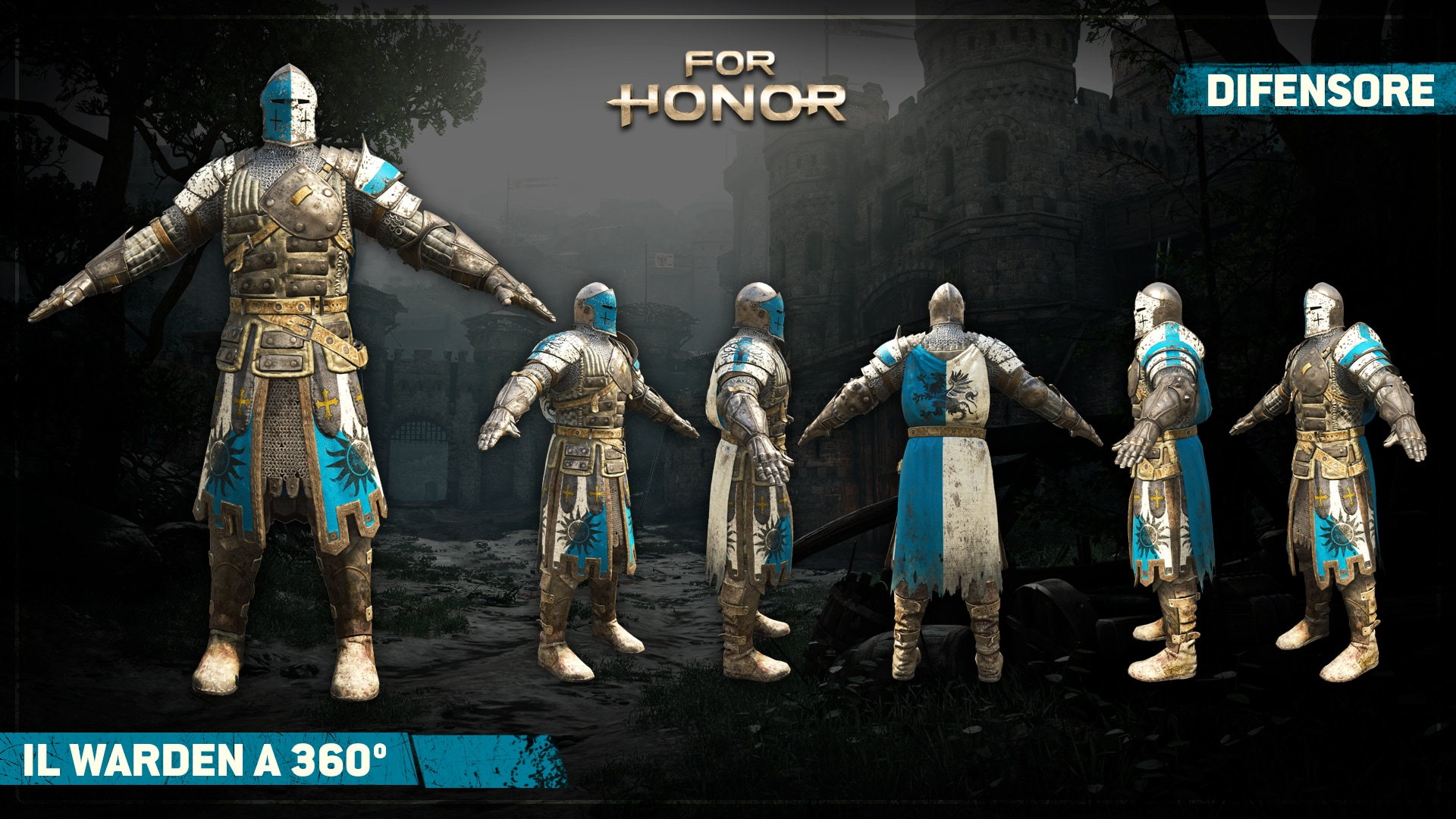 The Warden 360