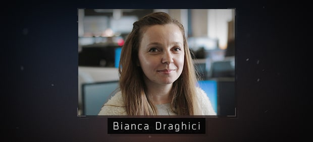 Bianca Draghici - Associate Art Director