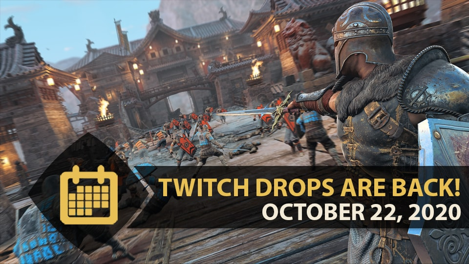 Twitch Drops October 22