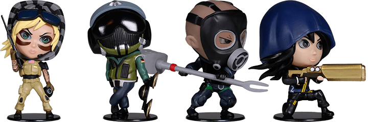 Rainbow Six Siege Collectibles