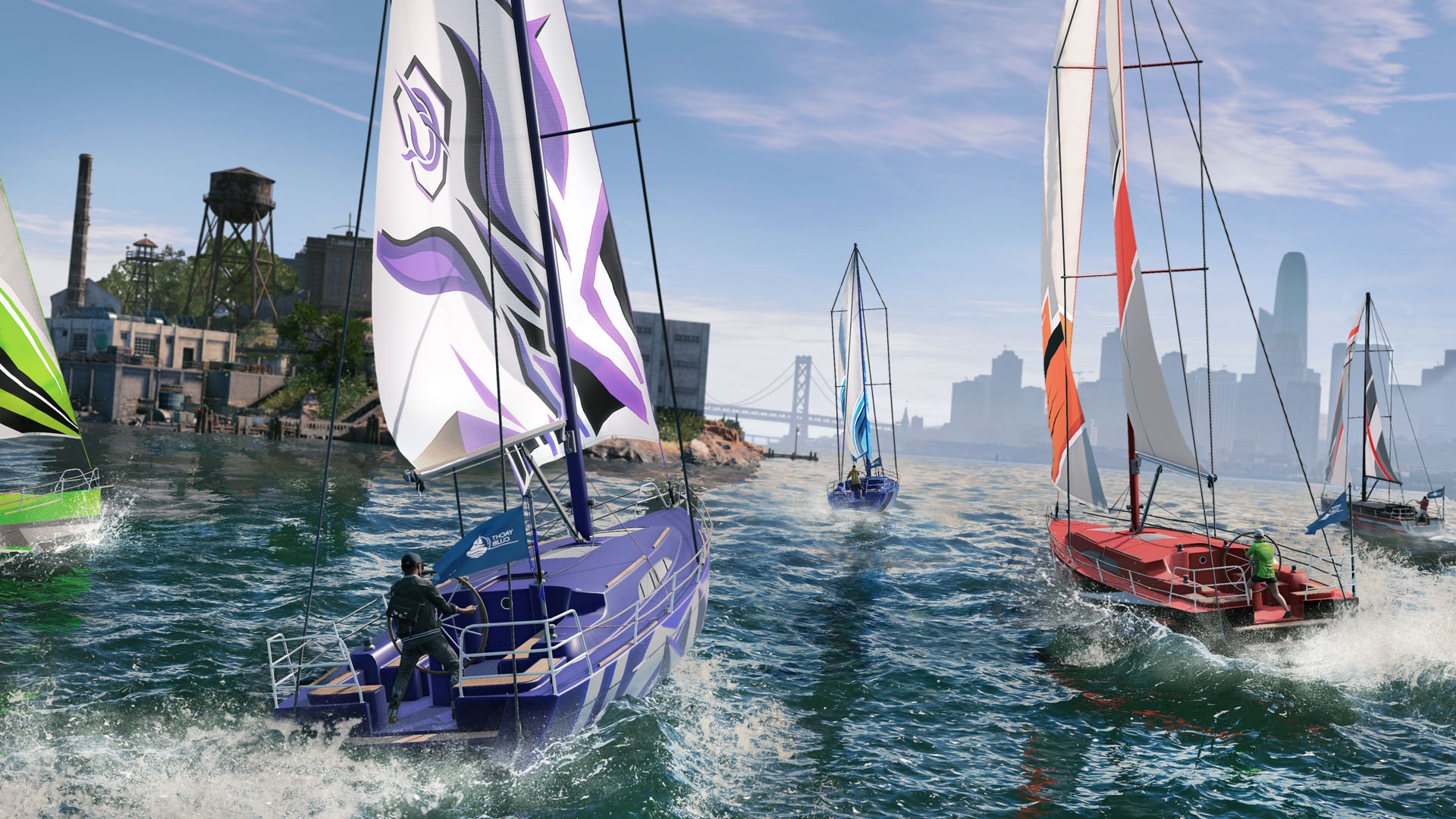 WD2_SC3_GC_Sailing_Race