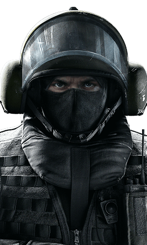 Blitz Portrait - Rainbow Six Siege