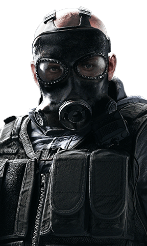 Sledge Portrait - Rainbow Six Siege