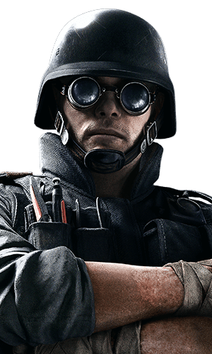 Thermite Portrait - Rainbow Six Siege