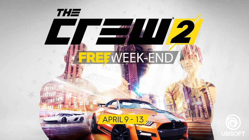 PLAY THE CREW® 2 FOR FREE THIS WEEKEND! | The Crew 2 | Ubisoft