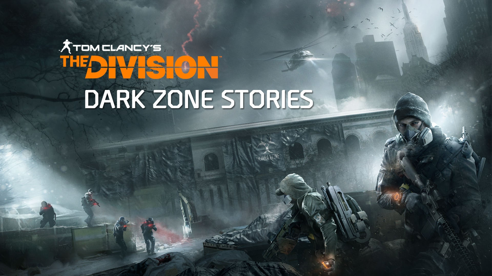 2016-03-24 [News] The Division – Dark Zone Stories