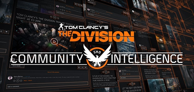 2015-12-15 [News] Community Intelligence