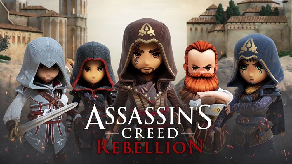 [2017-06-27] Assassins Creed Rebellion - HEADER