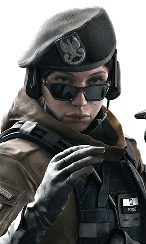 Zofia Portrait - Rainbow Six Siege