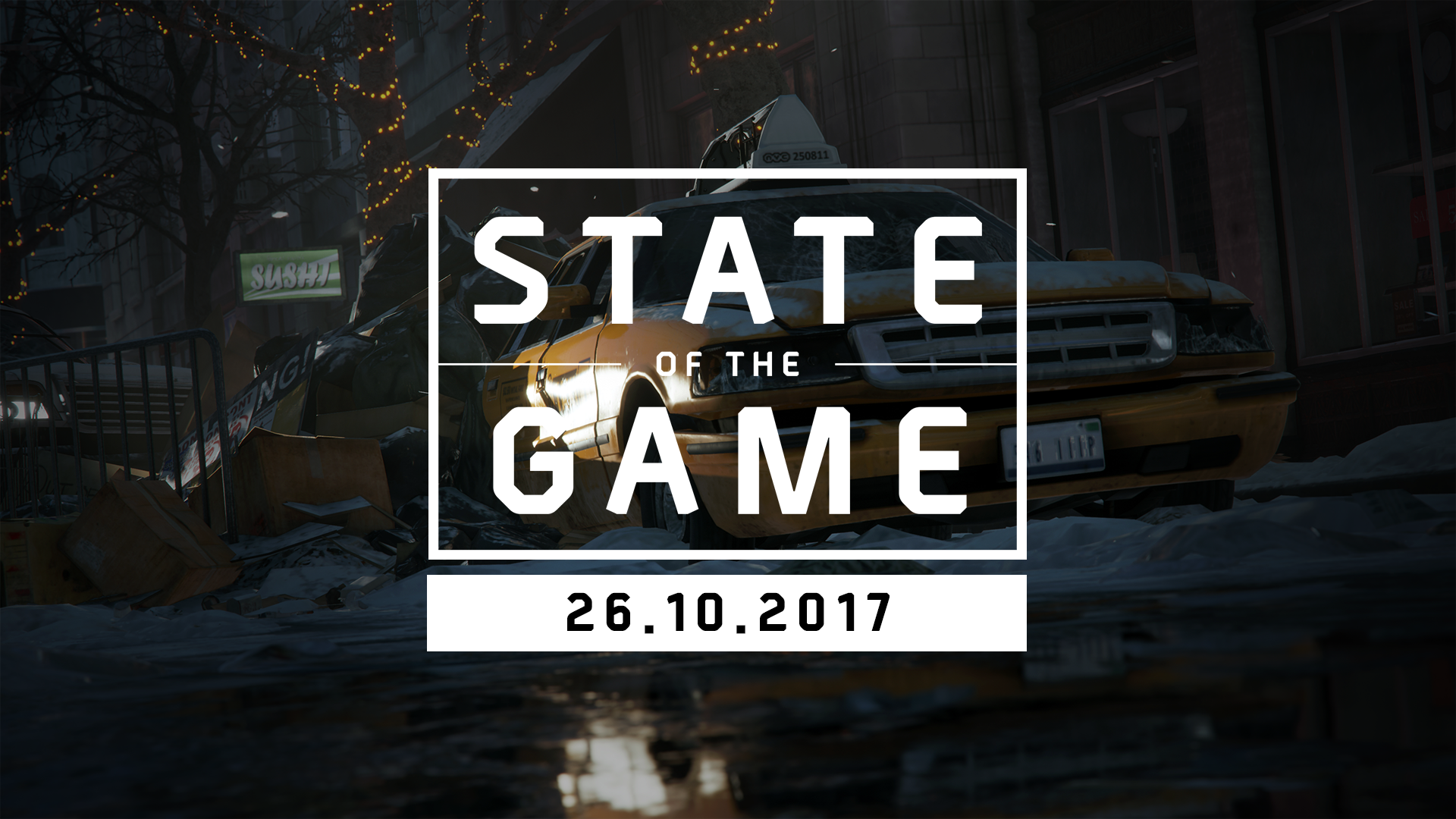 26-10-2017 [News] SotG_October_26_Header
