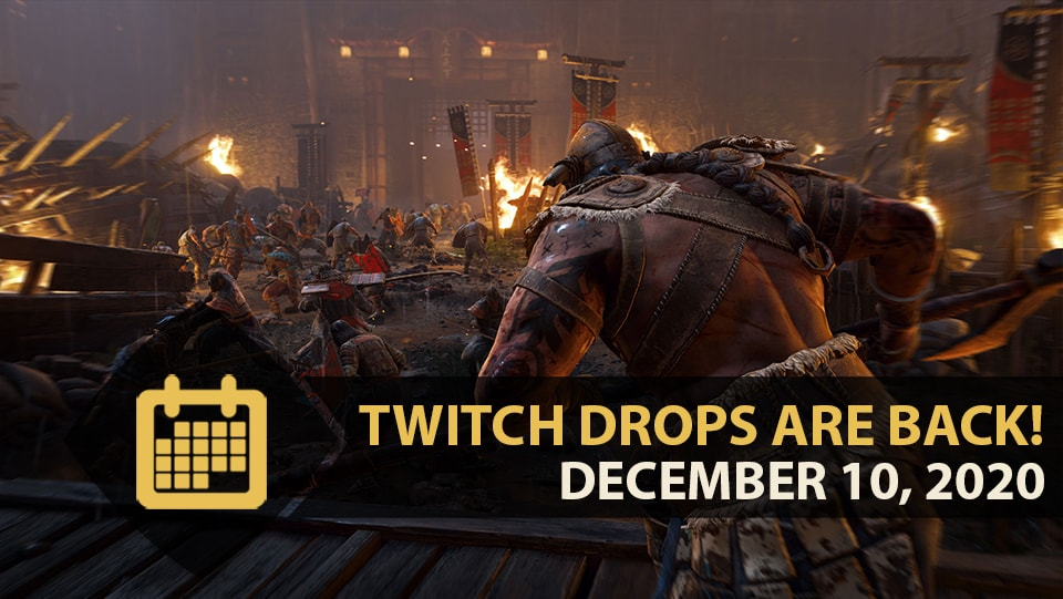 Twitch Drops December 10