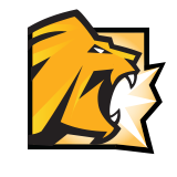 Lion Badge - Rainbow Six Siege