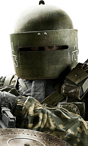 Tachanka Portrait - Rainbow Six Siege