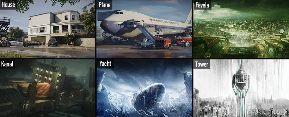 Casual Map Rotation