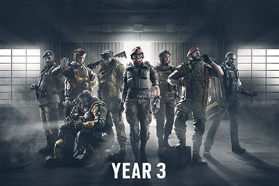 Operators bundles Year 3 - Rainbow Six Siege