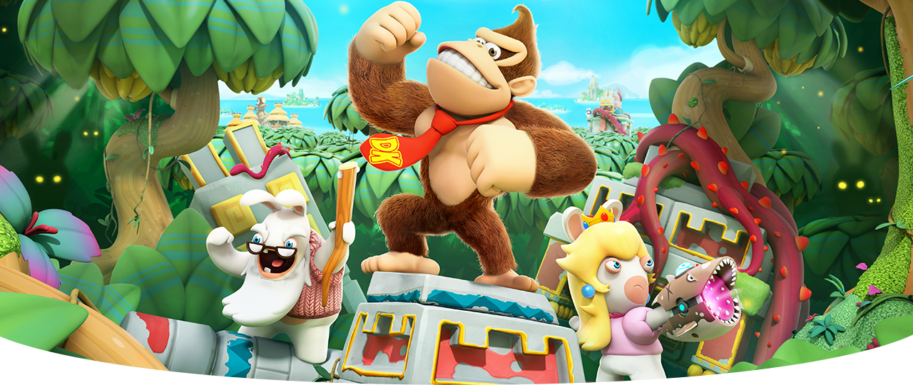 Mario+Rabbids: Kingom Battle Header