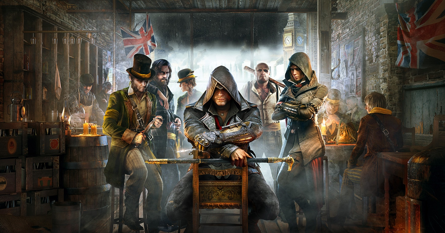 Introducing Assassin's Creed Syndicate