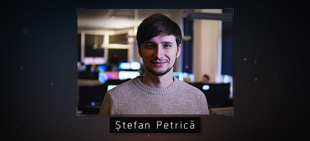 Ștefan Petrică - Localization Project Manager - Tom Clancy's The Division