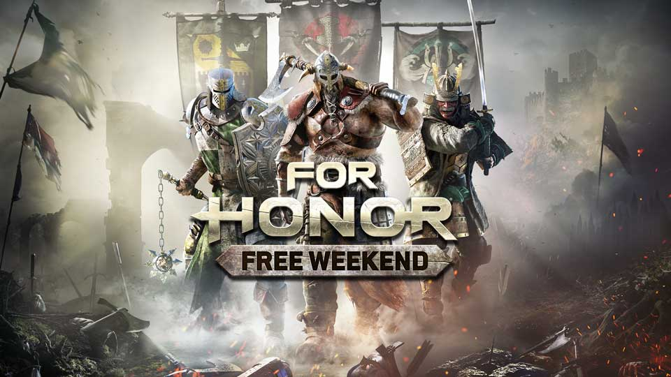 For Honor Free Weekend Starts July 23_img