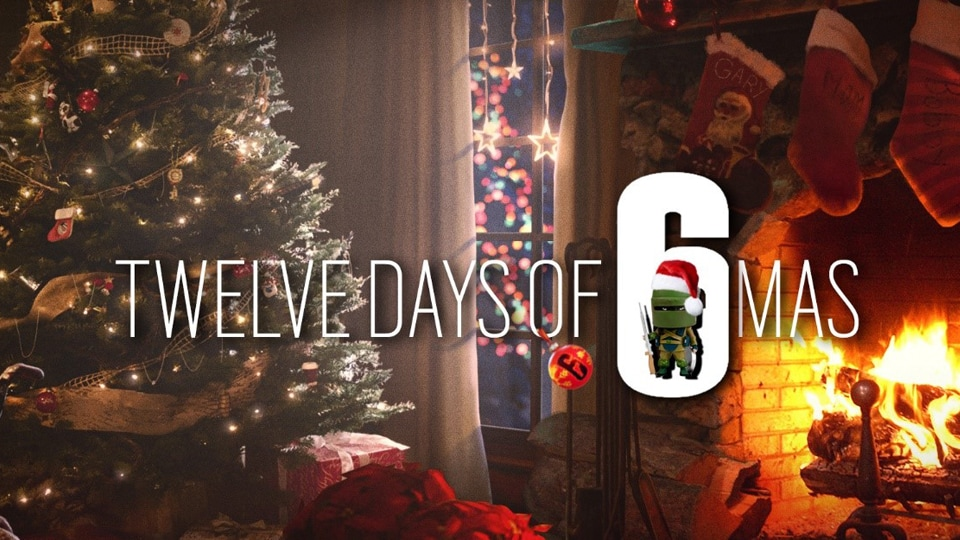 [2018-12-07]12 days of R6mas Header